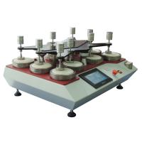 Buy cheap ISO 12947-2 Martindale Abrasion Tester for Martindale Pilling, Pilling Tester from wholesalers