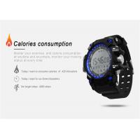 Buy cheap 1.1'' LCD Display LED Smart Watch Bluetooth Camera Support 10+ Languages from wholesalers
