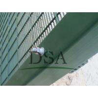 Wholesale the highest level of security welded panel barrier-358 mesh fencing from china suppliers