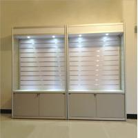 Wholesale Multi Functional Digital Products Showcase Metal Durable With Led Light from china suppliers