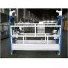 10M Safe ZLP630 Aluminium Alloy Rope Suspended Platform Cradle Swing Stage