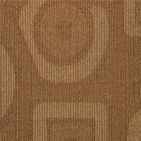Quality 100% PP Commercial Carpet Floor Tiles 50cmX50cm Size For Restaurant for sale