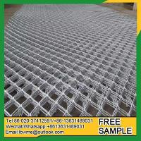 Buy cheap Brentwood Aluminum amplimesh Hempstead small diamond grille for window from wholesalers