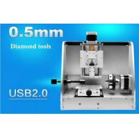 Jewellery ring gold Mini cnc engraving machine with price