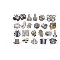 Wholesale Stainless Steel CNC Lathe Machine Parts 0.002mm Tolerance ISO Certification from china suppliers