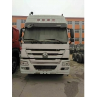 Wholesale OEM 371 375hp 60 Ton WD615.47 Prime Mover Truck from china suppliers