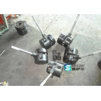 Buy cheap Accurate Plastic Extrusion Screen Changer Manual Screen Changer Extruder from wholesalers