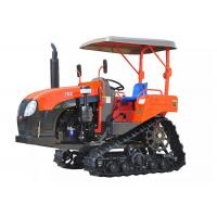Wholesale Light Weight Rubber Triangular Crawler Tractor 70-80-90HP for Rice Paddy Field from china suppliers