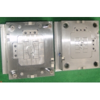 Wholesale S136 HASCO Custom Plastic Parts Air Outlet Insert Household Mold from china suppliers