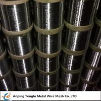 Wholesale Stainless Steel Wire|AISI 201/304/316 0.018mm to 5mm Diameter In Coil/Spool from china suppliers
