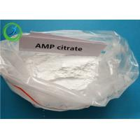 Wholesale 98% White Weight Loss Steroid Powder 1,3-Dimethylbutylamine Citrate / AMP Citrate from china suppliers
