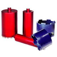 High quality diamond core drill for stone and concrete processing