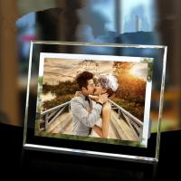 Wholesale Promotional Rectangle Glass Table Top Photo Frames With 12 Colors Available from china suppliers