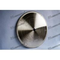 China Metal circular saw blade 405-30-3.2-120T aluminum cutting circular saw blade on sale