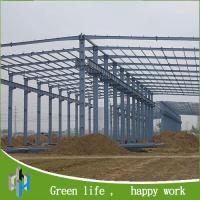 Wholesale steel frame prefabricated light steel structure for warehouse from china suppliers