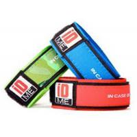 Wholesale Kids ID Bracelet With ID Insert Card from china suppliers