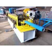 Wholesale Aluminium Steel Downspout Roll Forming Machine, Rain Gutter Machine For Construction, Steel Pipe from china suppliers