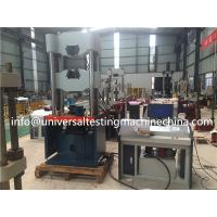 China Portable Tensile And Guided Bend Test Machine on sale