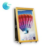 Wholesale Most Popular selfie 55 Inch Magic Mirror Photo Booth Touch Screen Photo Booth for fashion show from china suppliers