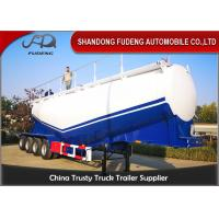 Wholesale 50-65 Cubic Meters Cement Bulk Carrier Truck W Shape And V Shape CE Certification from china suppliers