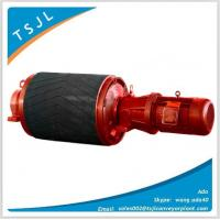 Wholesale Rubber coated motorized drive pulley from china suppliers