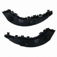 China Front Bumper Bracket for Honda Civic, Made of PP, Available in Black on sale