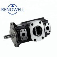 Wholesale Denison High Pressure Vane Pump T6CC T6DC T6EC T6ED CE Certificated from china suppliers