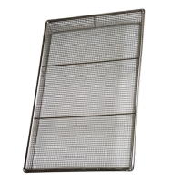 Wholesale 5mm Sterilized Wire 316L Stainless Steel Mesh Basket from china suppliers