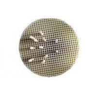 Round Honeycomb Firing Tray Dental Lab Instruments Diameter 80 mm