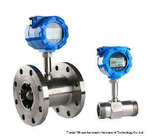 China Liquid Turbine Flowmeter - 4 on sale