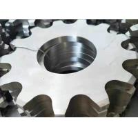 China Durable 25 Tooth Sprocket , SS Conveyor Sprockets Alkali Resistance For Roller Chain on sale
