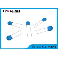Buy cheap 10mm Dia. Blue Metal Oxide Varistor 3MOV With Leads For Over - Voltage Protector from Wholesalers