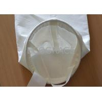 China High Tensile Food Grade PP 100 Micron Filter Bag for Food Processing on sale