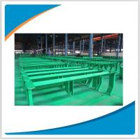 Wholesale Sturdy and durable belt conveyor roller bracket, idler roller frame from china suppliers