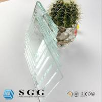 China 3mm 3.2mm 4mm 5mm 6mm 8mm 10mm 12mm starfire crystal ultra clear low iron glass price on sale