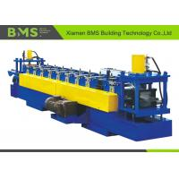 China PLC Control Ceiling Channel Metal Stud And Track Roll Forming Machine With 2 Years Warranty on sale