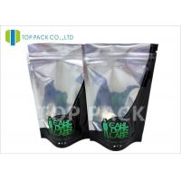 Buy cheap Resealable Back Foil Stand Up Bag ,  Accesories stand up packaging pouches from Wholesalers
