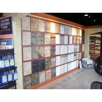 Wholesale Double side small type turn page display racks from china suppliers