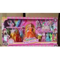 Quality Barbie Doll,  Stock Toy of Barbie Doll, high quality sold by weight price for sale