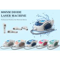 China Germany DILAS 808nm Semi-conductor Diode Laser Permanent Hair Removal System NBW-L121 on sale