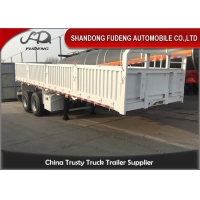 Wholesale Steel Side Wall 2 Axle 30T Bulk Cement Tanker Trailer from china suppliers