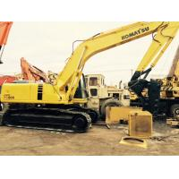 used Japan komatsu pc200 excavator secondhand  pc200-3, pc200-5, pc200-6, pc200-7 with jack hammer