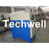 Wholesale Custom Automatic Downpipe Elbow Machine / Down Pipe Roll Forming Machine from china suppliers