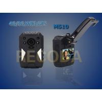 Buy cheap Waterproof IP 68 Law Enforcement Body Camera Policy With 140 Degrees Recording from wholesalers