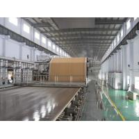 China 1880MM Cylinder Mold Waste Carton Paper Recycling Machine on sale
