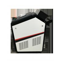 China Non Abrasive Simple Structure Industrial Laser Rust Removal Equipment Light Weight on sale