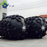Wholesale Natural Rubber Yokohama fenders, big size pneumatic fenders, rubber floating fenders from china suppliers
