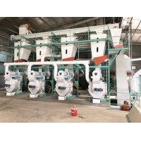 China 5-6 T/H High Quality Pellet Machine Wood Pellet Mill/Wood Pellet Machine With Ce Certificate on sale