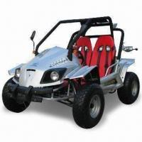 Wholesale EPA Go Kart with 250cc Displacement and Hydraulic Disk Brake, EEC Certified from china suppliers