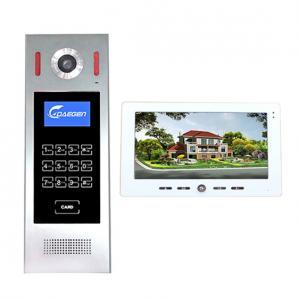 Wholesale 4 Wired Video Doorbell Commax intercom Building Video Door Phone Hands free Door Intercom from china suppliers